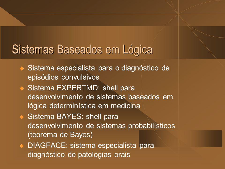 Sistemas Baseados em Lógica