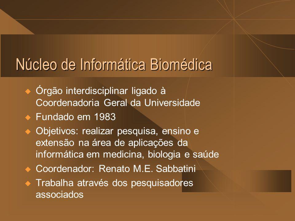 Núcleo de Informática Biomédica