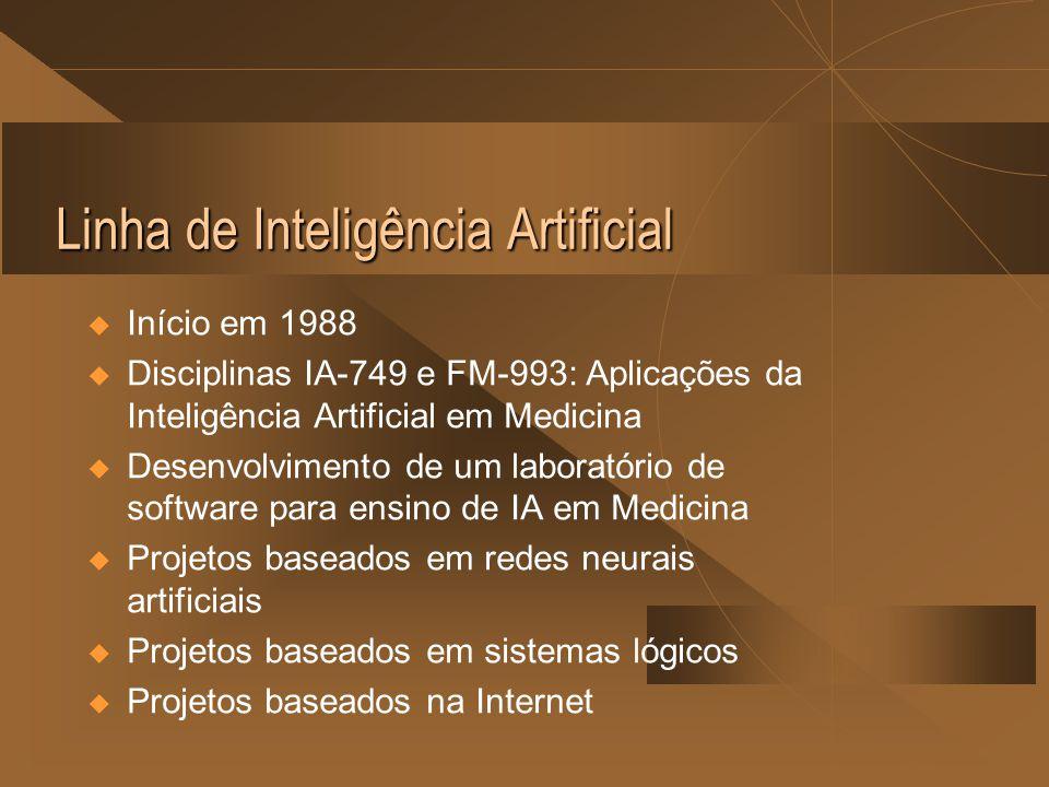 Linha de Inteligência Artificial