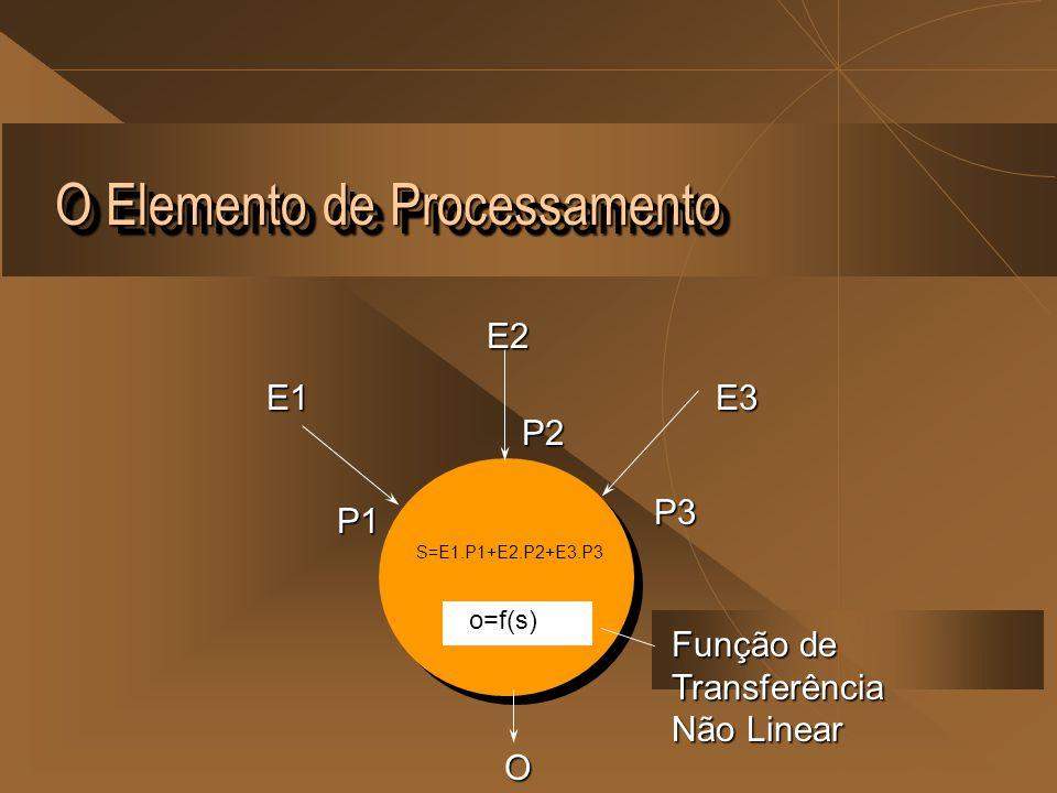 O Elemento de Processamento