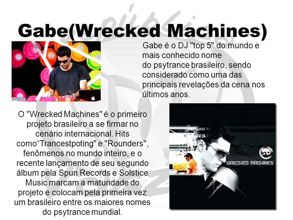 Gabe(Wrecked Machines)