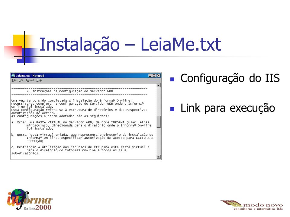 Instalação – LeiaMe.txt