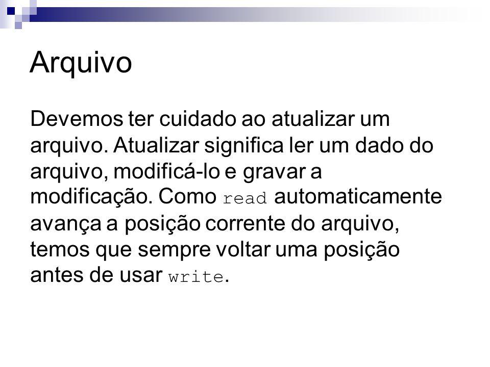 Arquivo