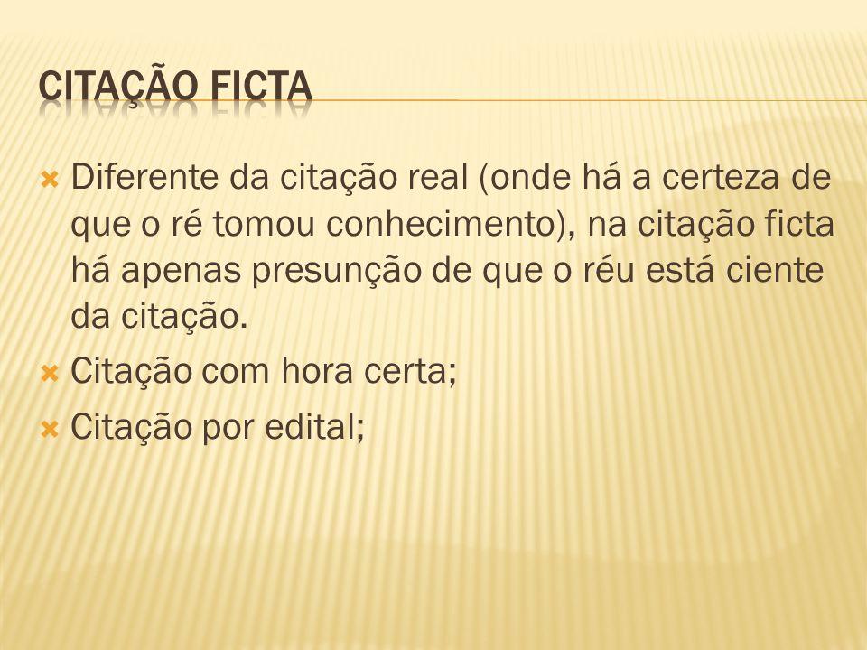 Citação FICTA