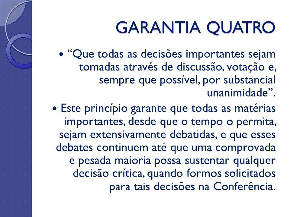 GARANTIA QUATRO