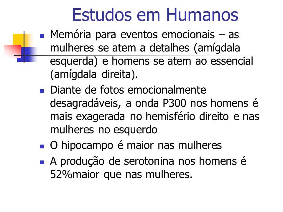 Estudos em Humanos