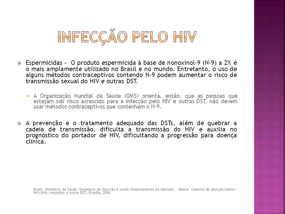 Infecção pelo hiv