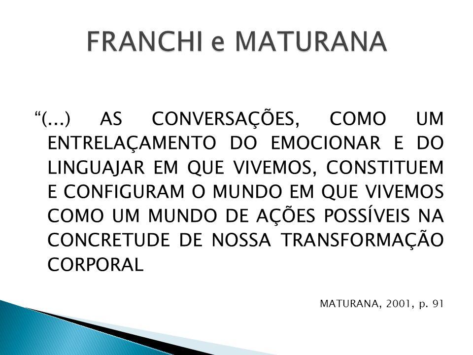 FRANCHI e MATURANA