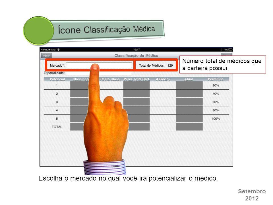 Ícone Classificação Médica