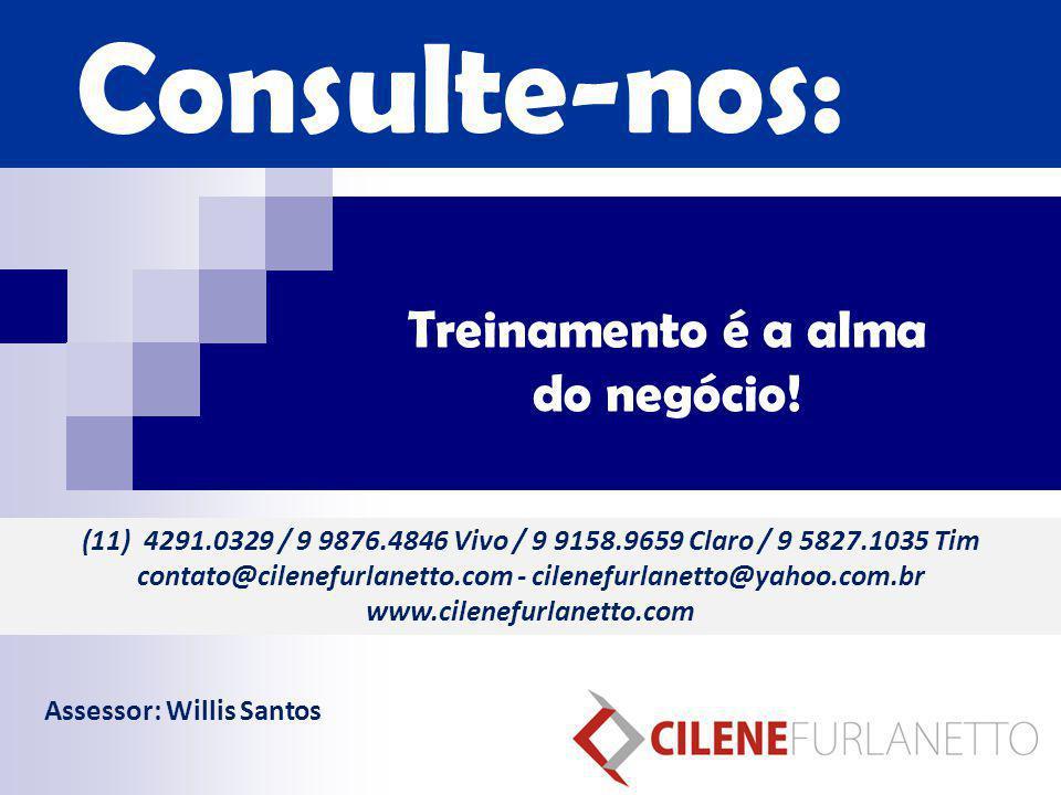 contato@cilenefurlanetto.com - cilenefurlanetto@yahoo.com.br