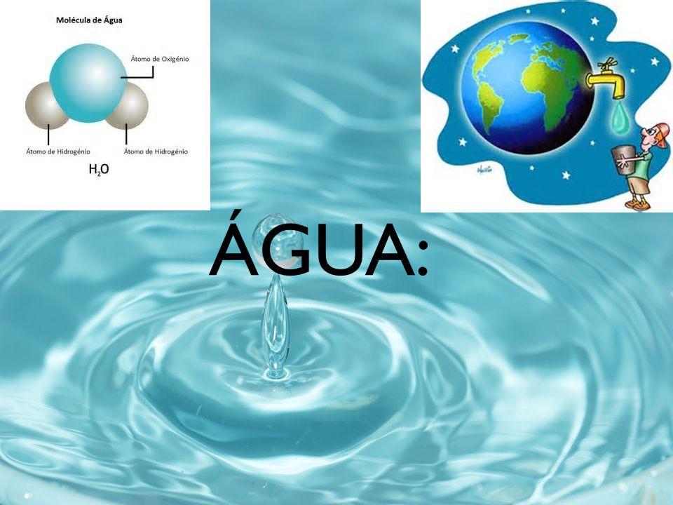 70% da superfície terrestre 70% do corpo humano