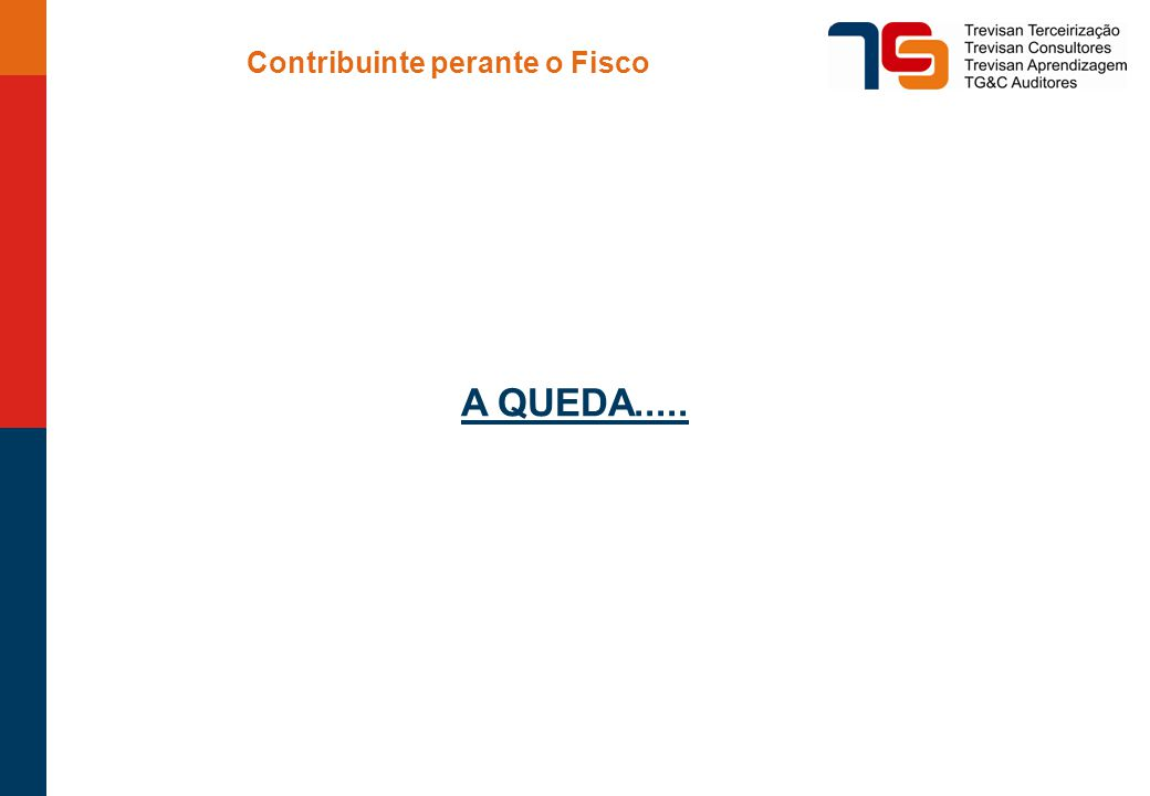 Contribuinte perante o Fisco
