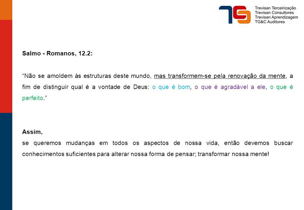 Salmo - Romanos, 12.2: