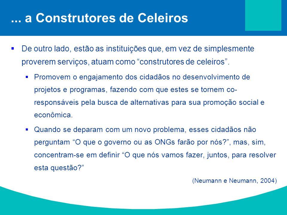 ... a Construtores de Celeiros