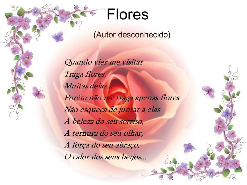 Flores (Autor desconhecido)