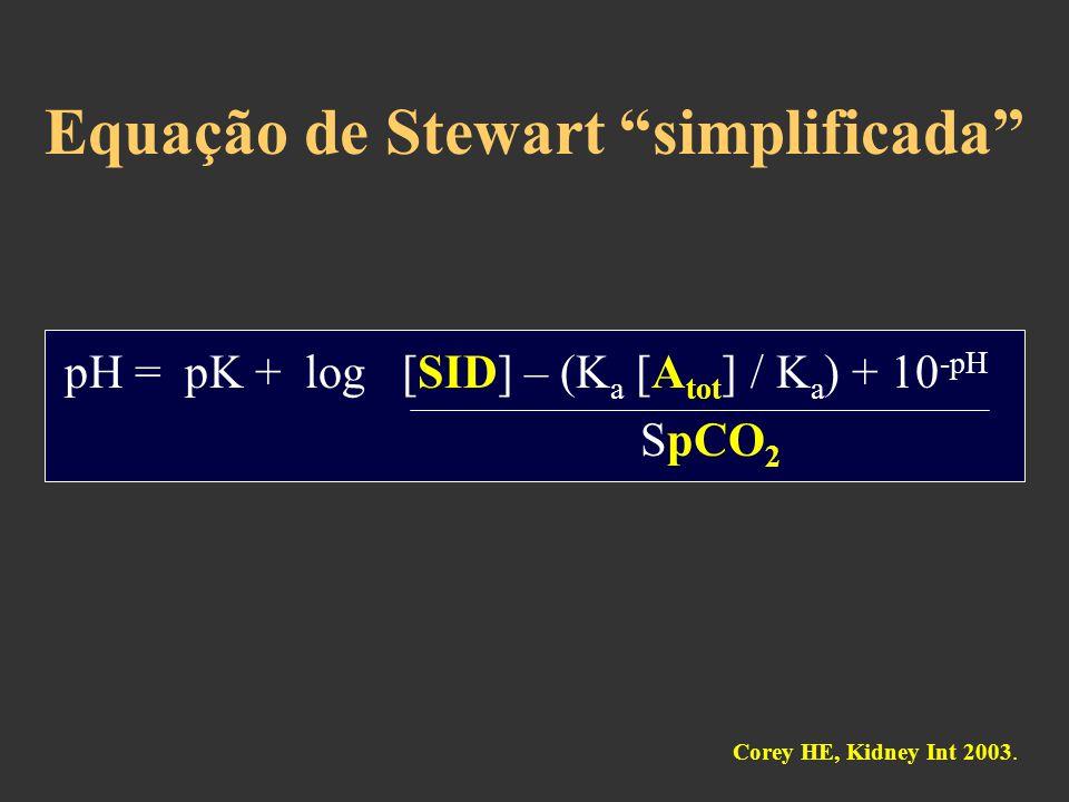 Equação de Stewart simplificada
