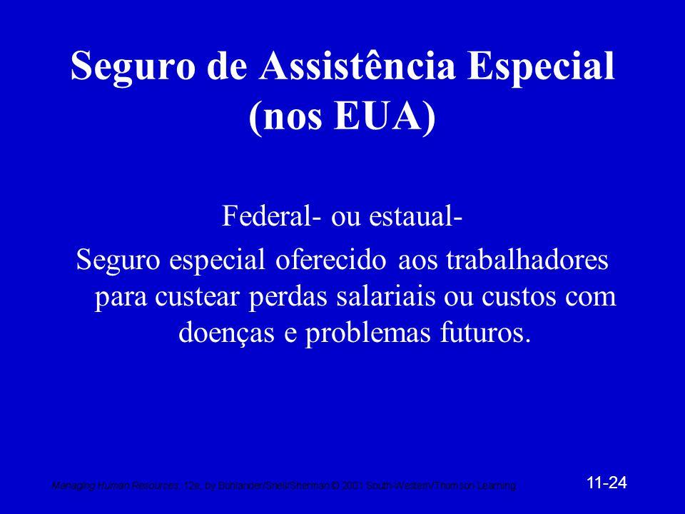 Seguro de Assistência Especial (nos EUA)