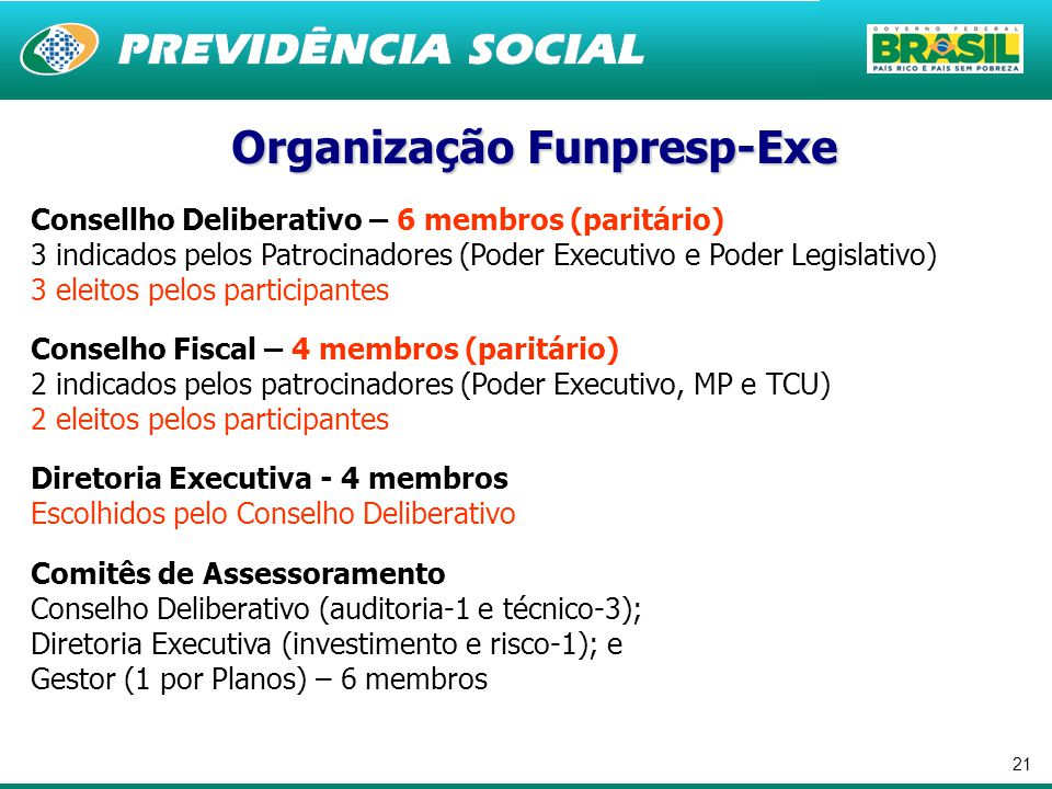 Organização Funpresp-Exe