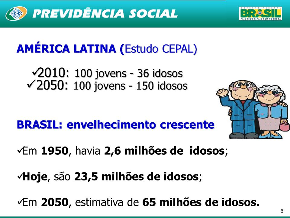 AMÉRICA LATINA (Estudo CEPAL)
