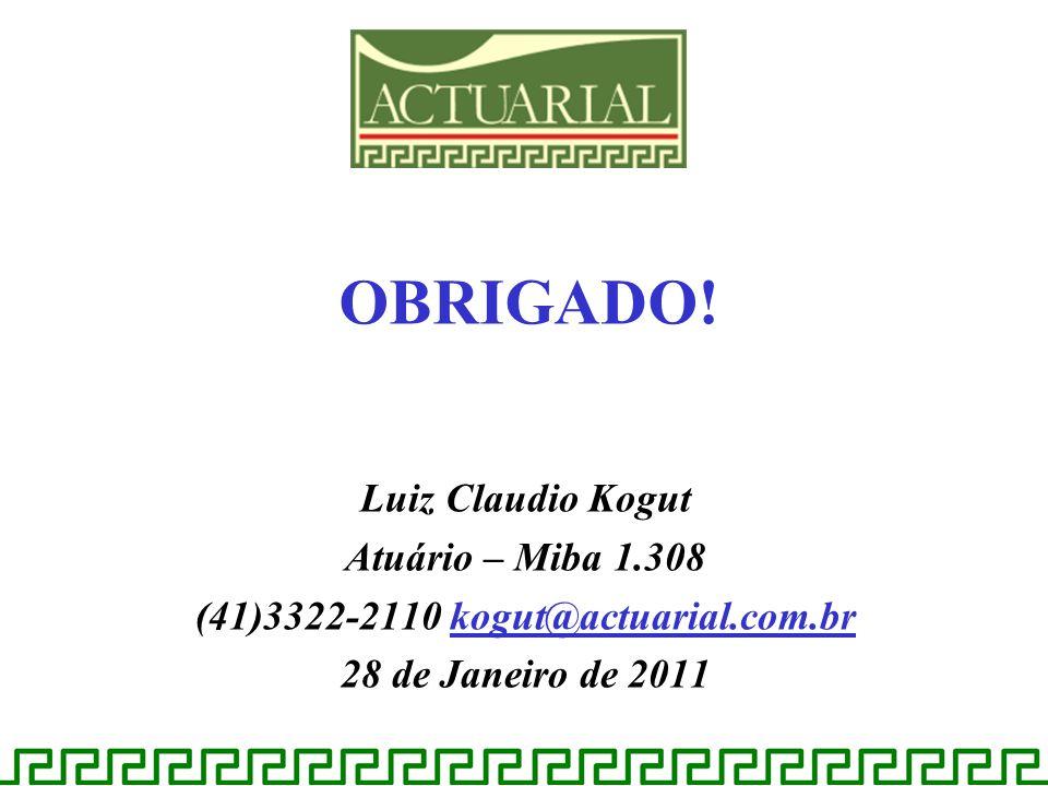 (41)3322-2110 kogut@actuarial.com.br