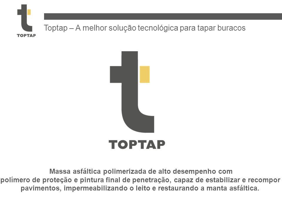 Toptap – A melhor solução tecnológica para tapar buracos