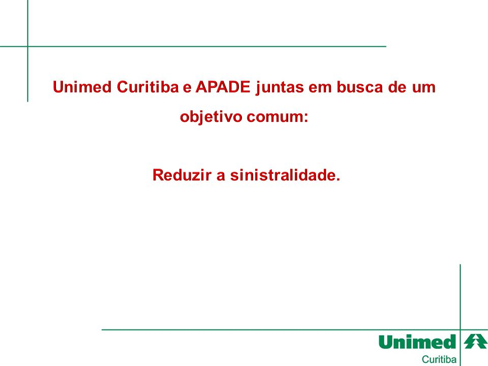 Unimed Curitiba e APADE juntas em busca de um objetivo comum: