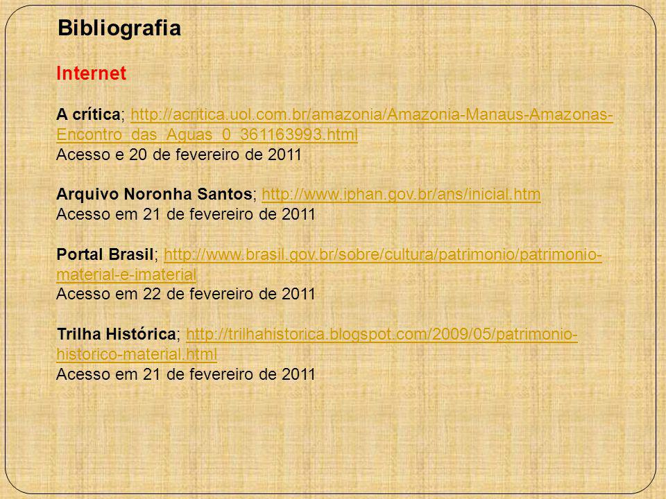 Bibliografia Internet