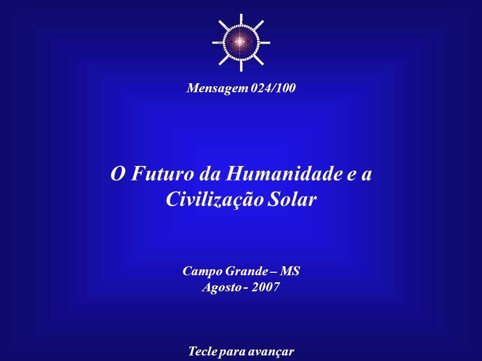 O Futuro da Humanidade e a
