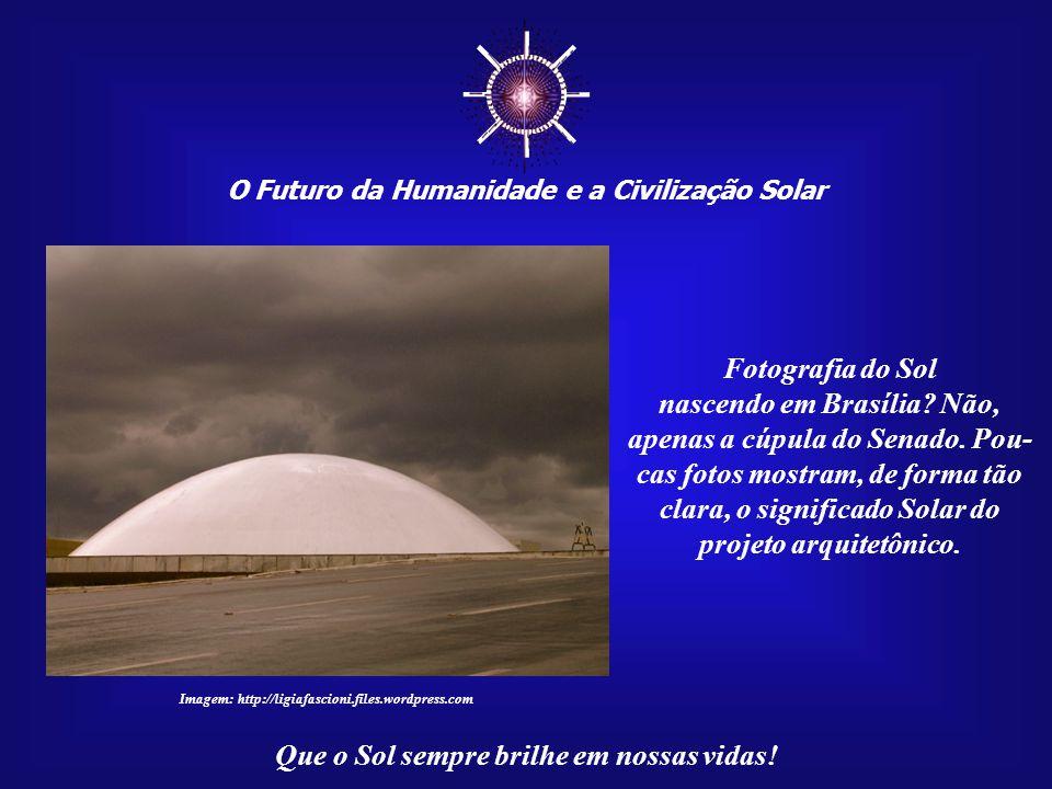 ☼ O Futuro da Humanidade e a Civilização Solar. Fotografia do Sol.