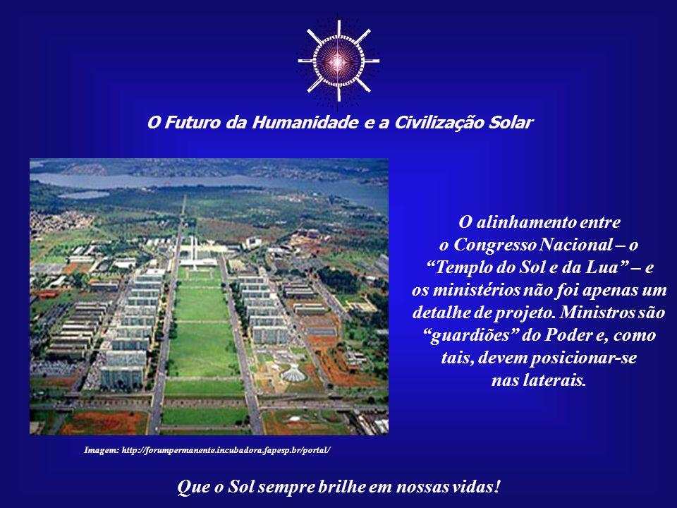 ☼ O alinhamento entre o Congresso Nacional – o