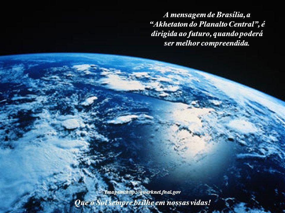 A mensagem de Brasília, a