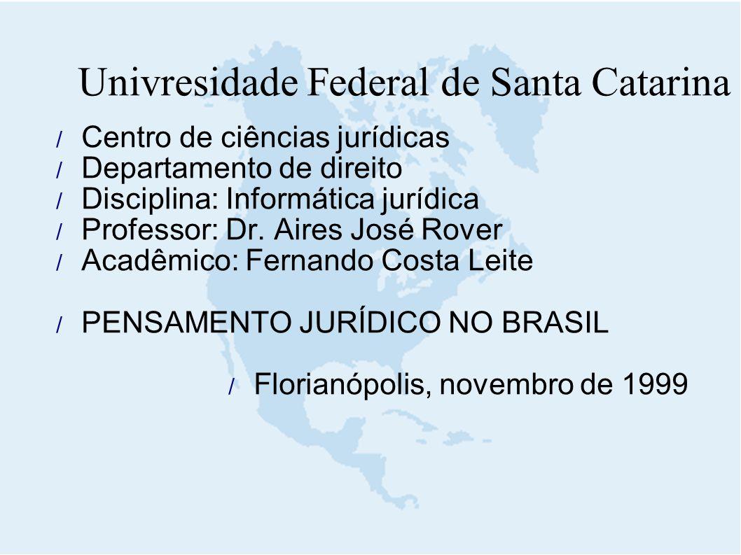 Univresidade Federal de Santa Catarina