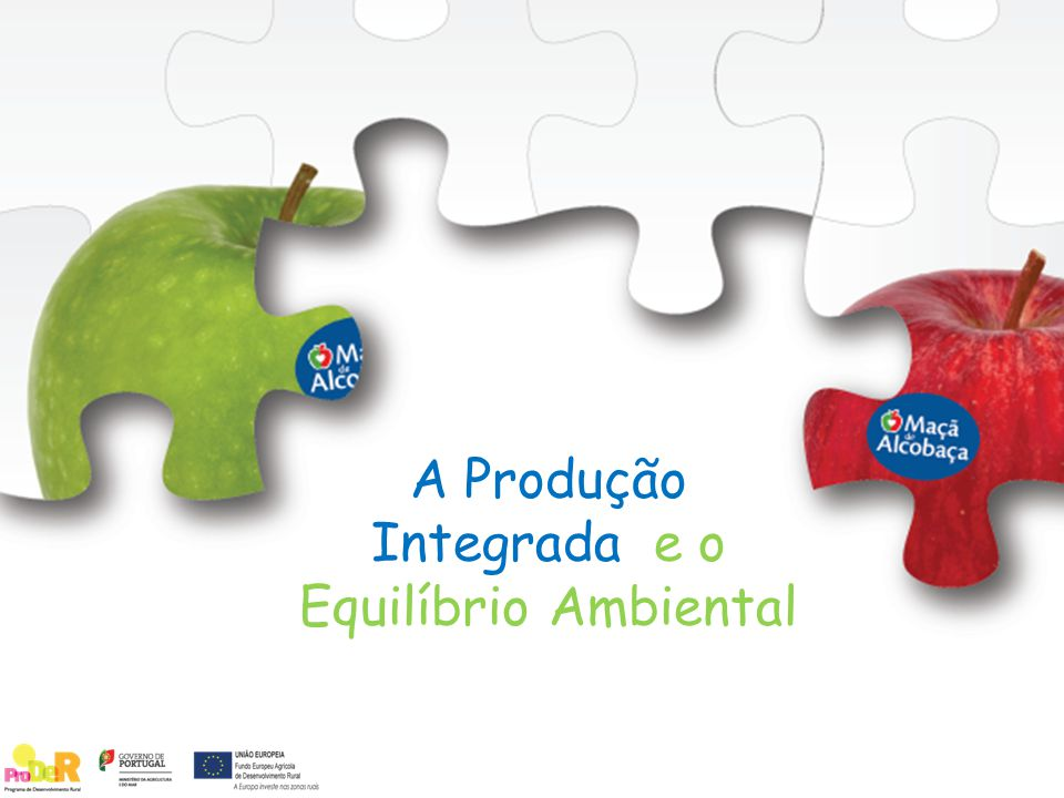 A Produção Integrada e o Equilíbrio Ambiental