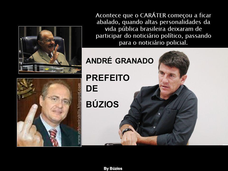 PREFEITO DE BÚZIOS ANDRÉ GRANADO