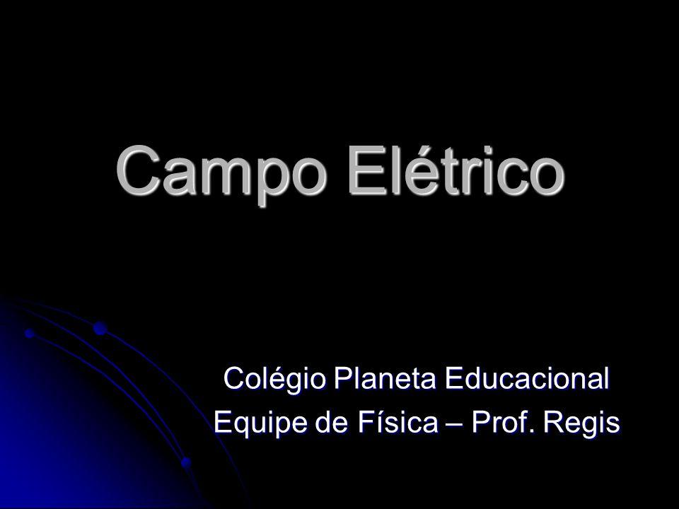 Colégio Planeta Educacional Equipe de Física – Prof. Regis