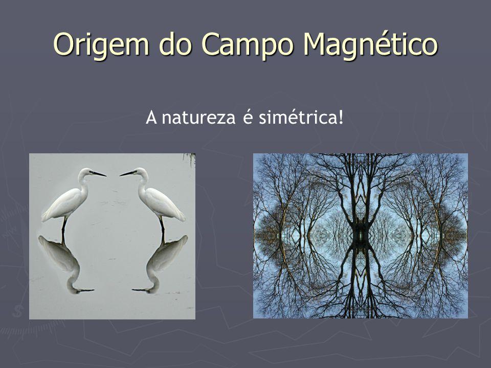 Origem do Campo Magnético