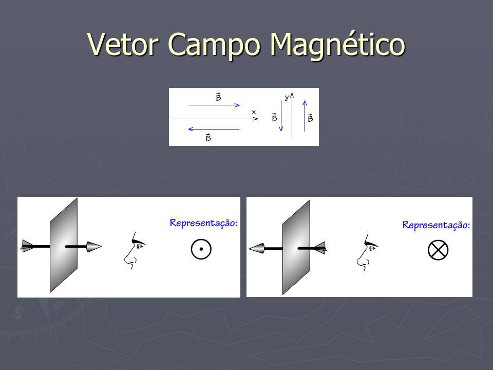 Vetor Campo Magnético