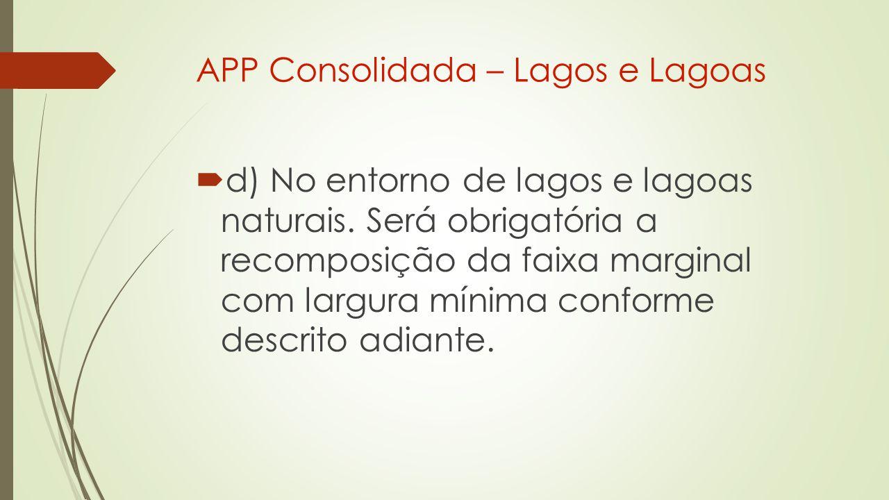 APP Consolidada – Lagos e Lagoas