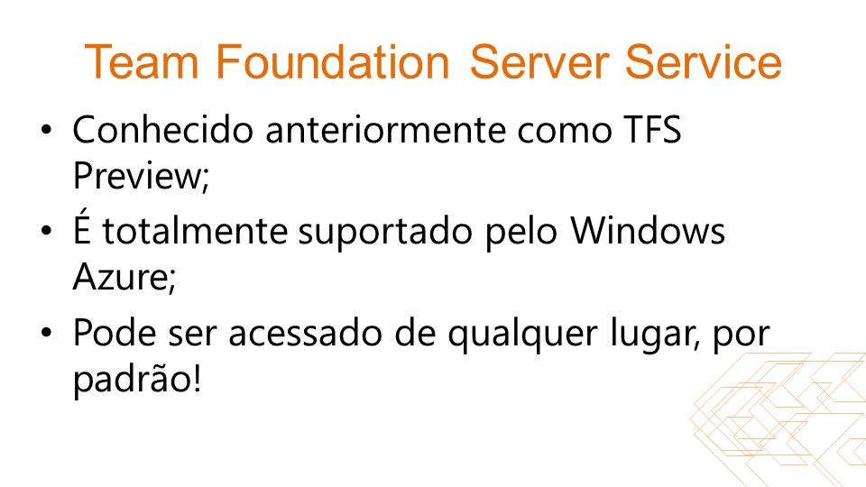 Team Foundation Server Service