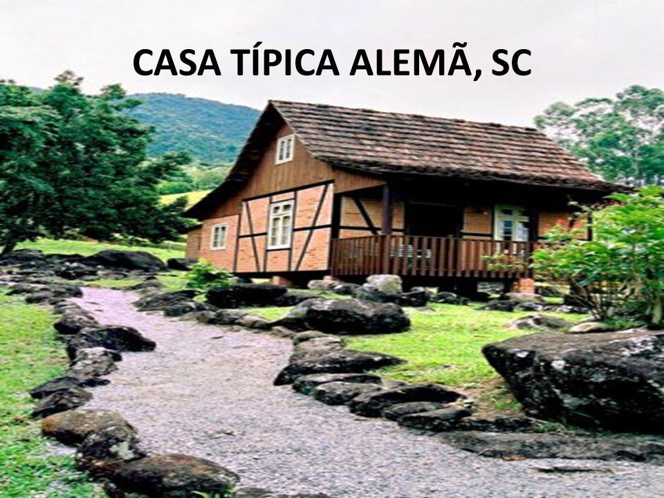 CASA TÍPICA ALEMÃ, SC