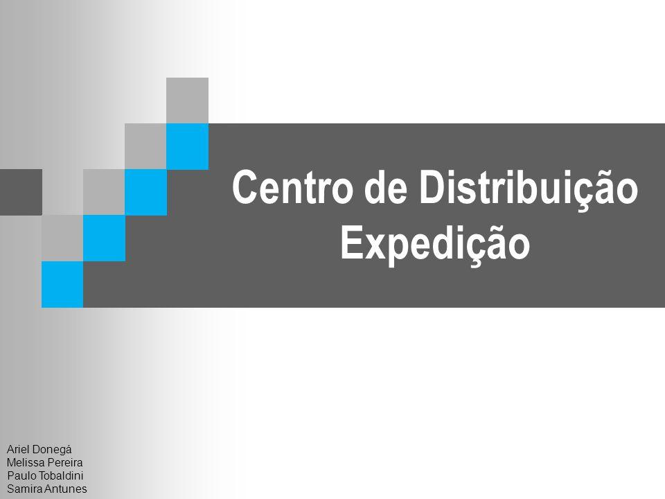Centro de Distribuição Expedição