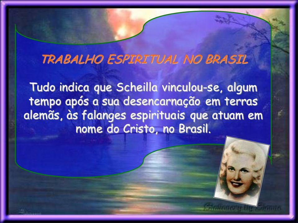 TRABALHO ESPIRITUAL NO BRASIL