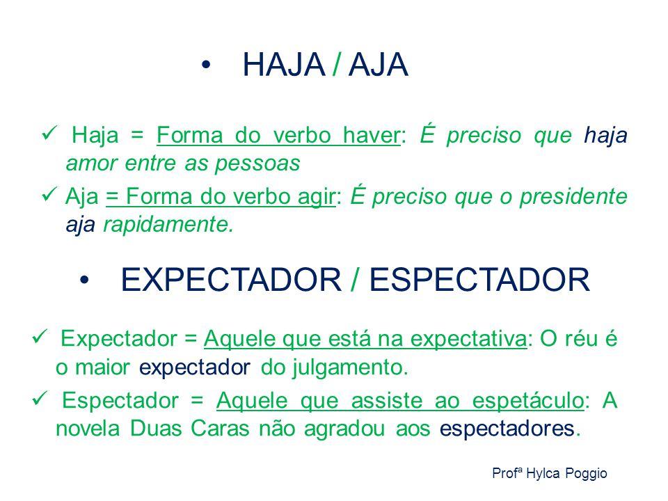 EXPECTADOR / ESPECTADOR