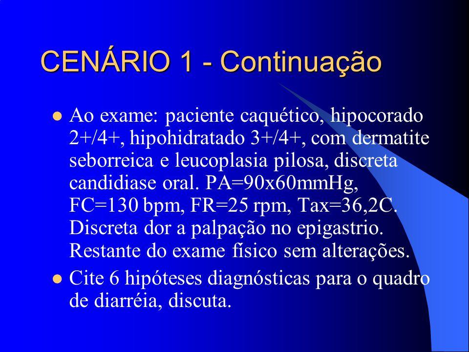 CENÁRIO 1 - Continuação