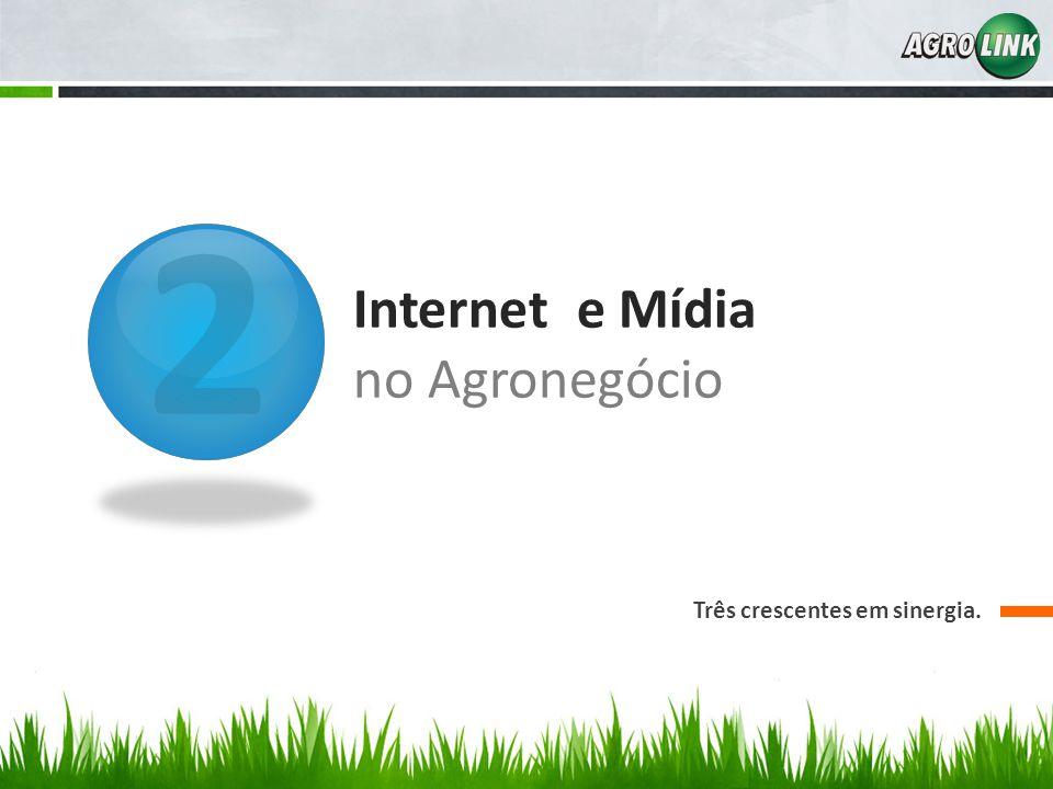 Internet e Mídia no Agronegócio