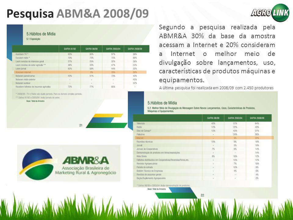Pesquisa ABM&A 2008/09