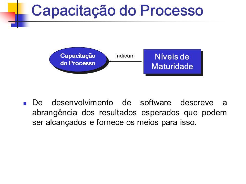 Capacitação do Processo