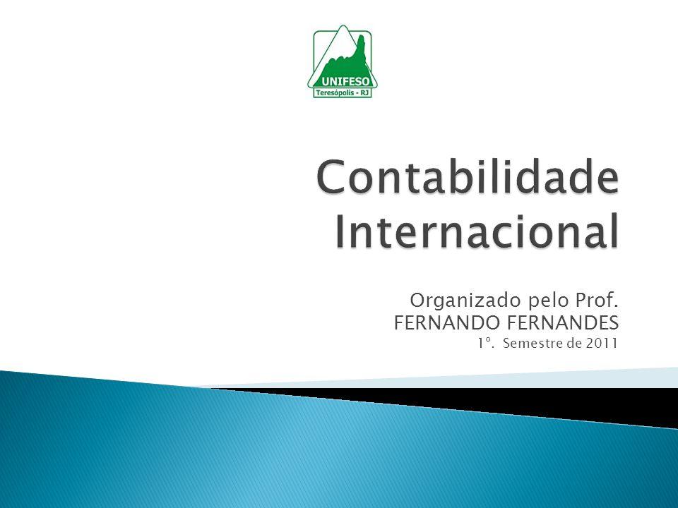 Contabilidade Internacional