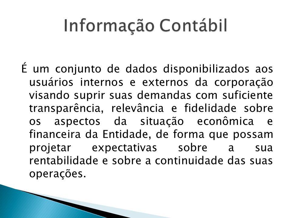 Informação Contábil