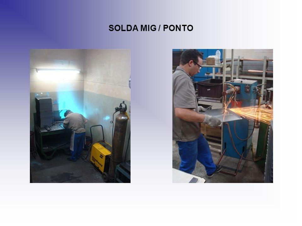 SOLDA MIG / PONTO